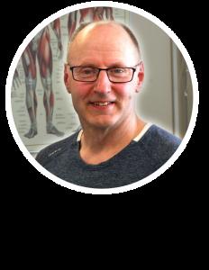 Fysioterapeutti Markus Linna